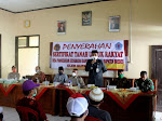 Senyum Ceria Warnai Pembagian 1.200 Sertifikat Tanah PTSL