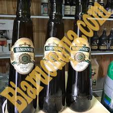 Bia chai Hamovniki nhập ngoại