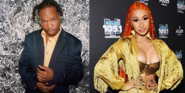 Naira Marley reacts to the decision of Cardi B to apply for Nigeria's citizenship