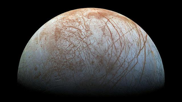 La NASA anuncia un sorprendente descubrimiento en la mayor luna de Júpiter
