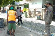 14 Warga Dikenakan Sanksi Tim Ops Yustisi Gabungan Polsek Kepulauan Seribu Selatan Tidak Menggunaksn Masker