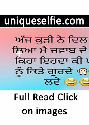 funny punjabi jokes | funny punjabi jokes in english