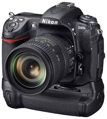Nikon D300S Firmware Download