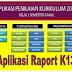Download Aplikasi Raport K13 SD Terbaru Kelas 1 2 4 5 Tahun 2017/2018