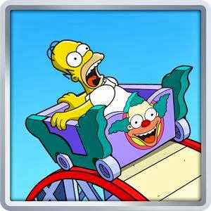The Simpsons Tapped Out for Android Tablets, Review, System