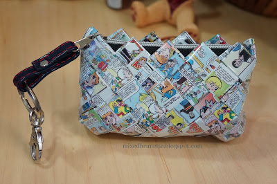 Nahui Ollin Small Purse
