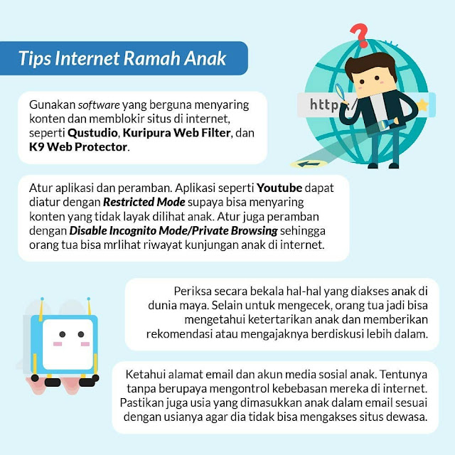 Tips Internet Ramah Anak