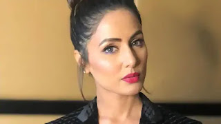 Hina Khan(actress, film maker)