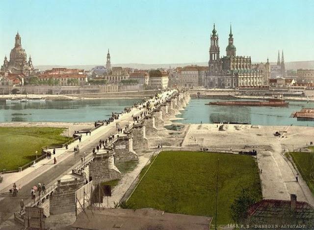 Bombardeo de Dresde, barbarie aliada que utiliza políticamente la extrema derecha alemana