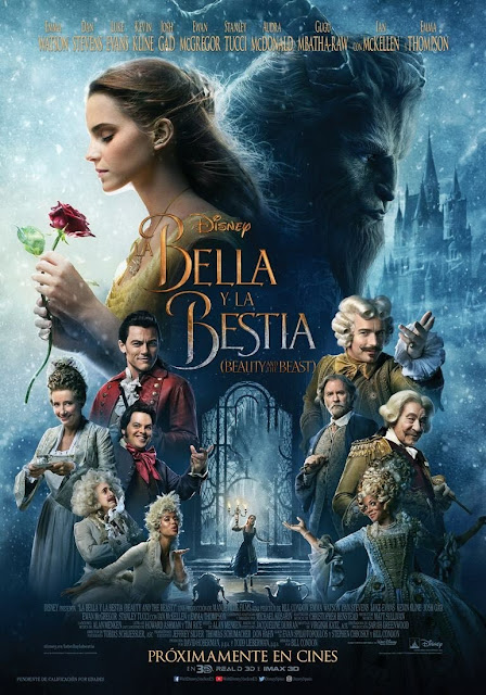 la bella y la bestia 2017 pelicula estreno cine review opinion