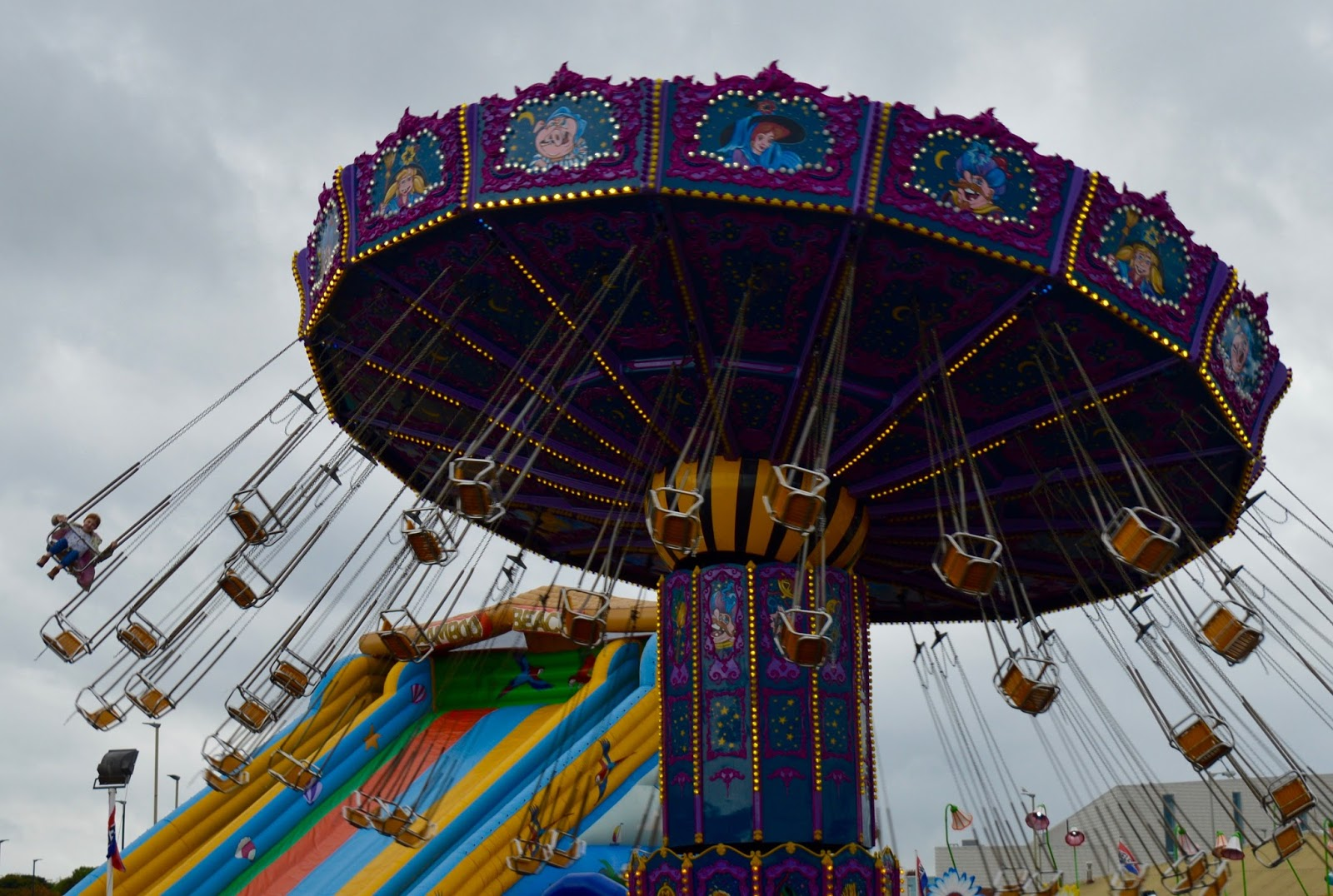 15+ Things To Do In South Shields  - swings at Ocean Beach