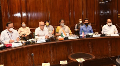 Nirmala Sitharaman chairs 22nd Meeting of the Financial Stability and Development Council (FSDC): Highlights with Details