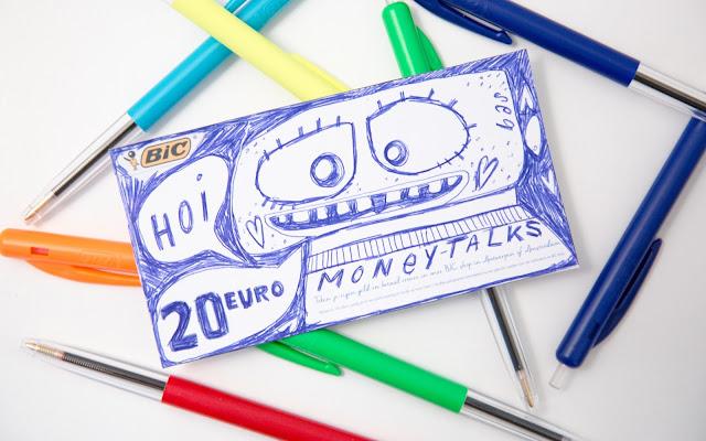 BIC inaugura tienda donde pagas con tu creatividad