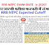 RRB NTPC Expected Cut Off 2019-2020 :Check Previous Year & Expected Cut Off Sarkari Result RRB
