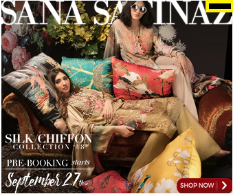 Sana Safinaaz new collection