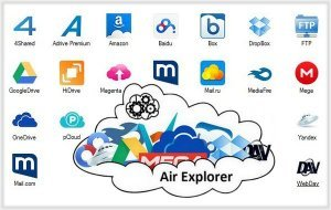 Air Explorer Pro 2.2.0 Multilingual Full Version