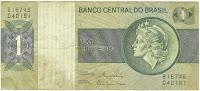 Cr$ 1,00