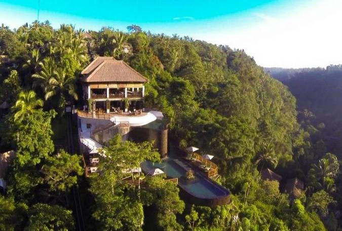 Sumpah! Hotel di Bali Ini Sungguh Mewah Dan Keren Sekali