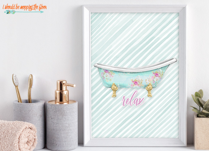 Relax Printables