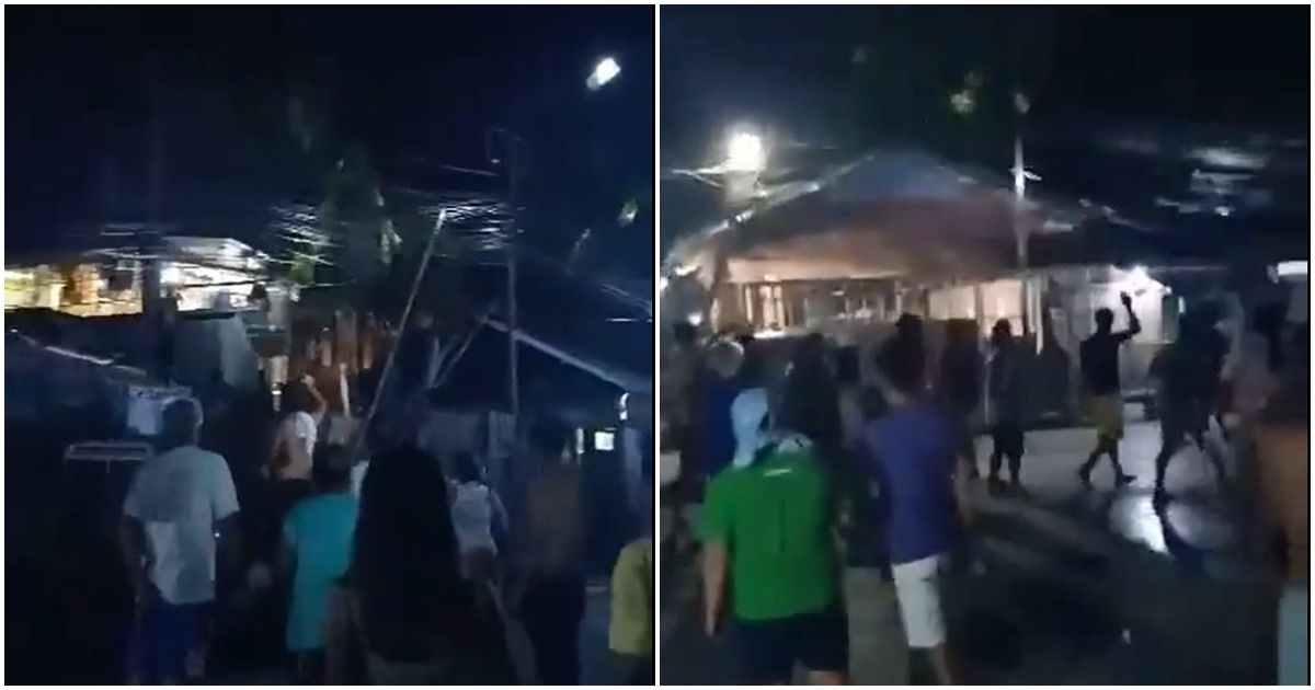 Video of 'aswang' spotted in Iloilo goes viral, draws mixed reactions