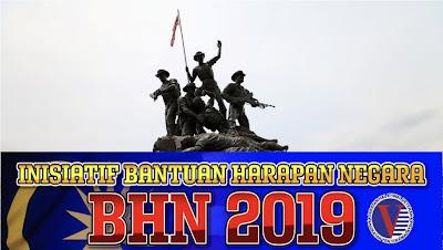 Permohonan Bantuan Harapan Negara (BHN) 2019 Online