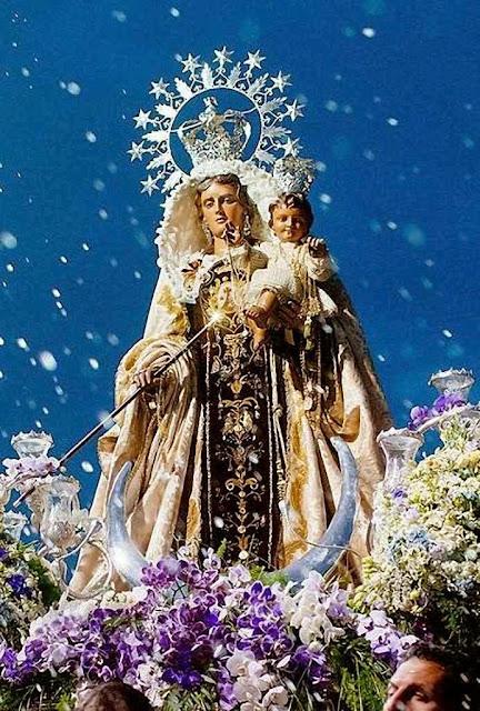 Nossa Senhora do Carmo, Puerto de la Cruz, Tenerife, Espanha