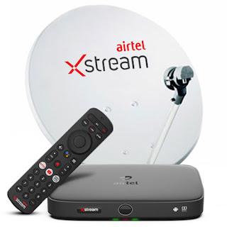 Airtel X-Stream In 25 States of India