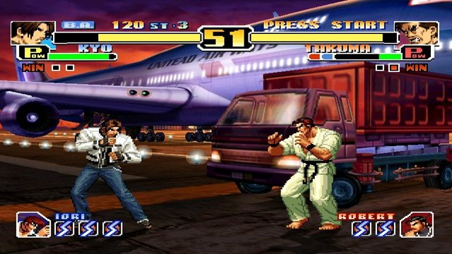 Download The King of Fighters 99 PC Gameplay