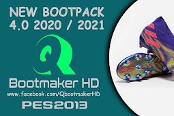 New Best Bootpack V4.0 2020-2021 HD - PES 2013