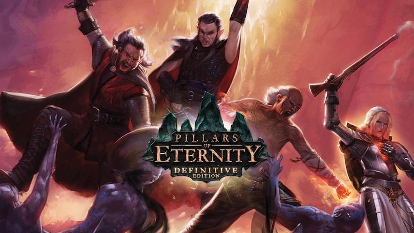 pilars of eternity game