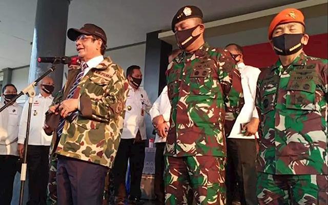 Menko Polhukam: Jangan Ada Lagi Kecurigaan Militer itu Anti-Hak Asasi