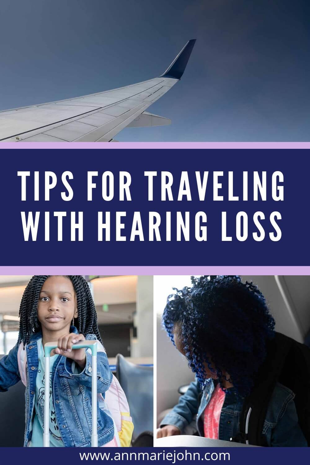 Tips for Those Traveling with Hearing Loss