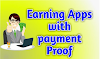 Best Earning applications with payment proof | Earn money online