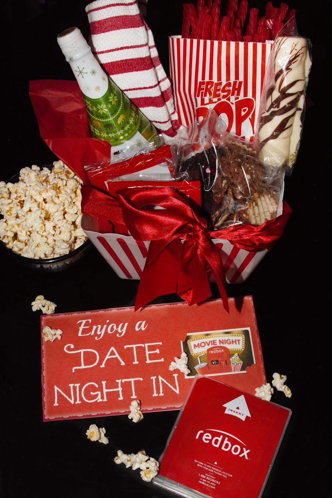 Night Things Basket Date
