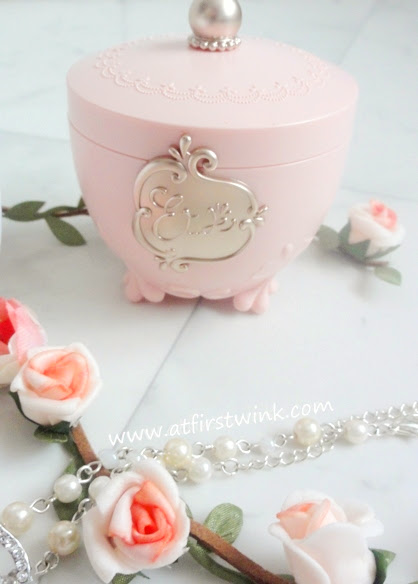 Etude House - Princess Etoinette Heart Blusher PK001