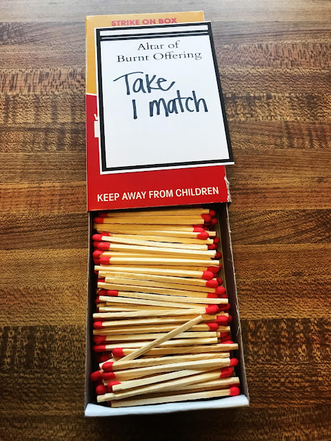 Matches for Tabernacle Craft