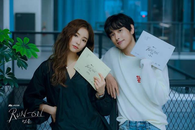 Nonton Streaming Drama Korea Run On Sub Indo