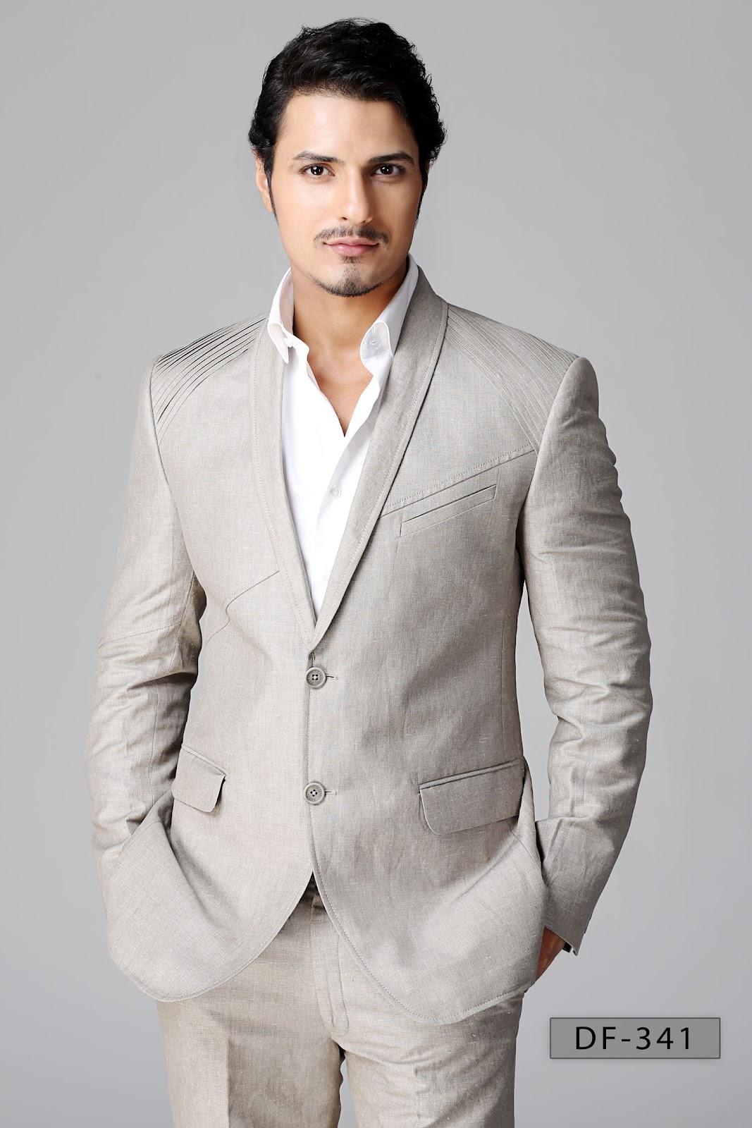 modern 3 piece suits for men