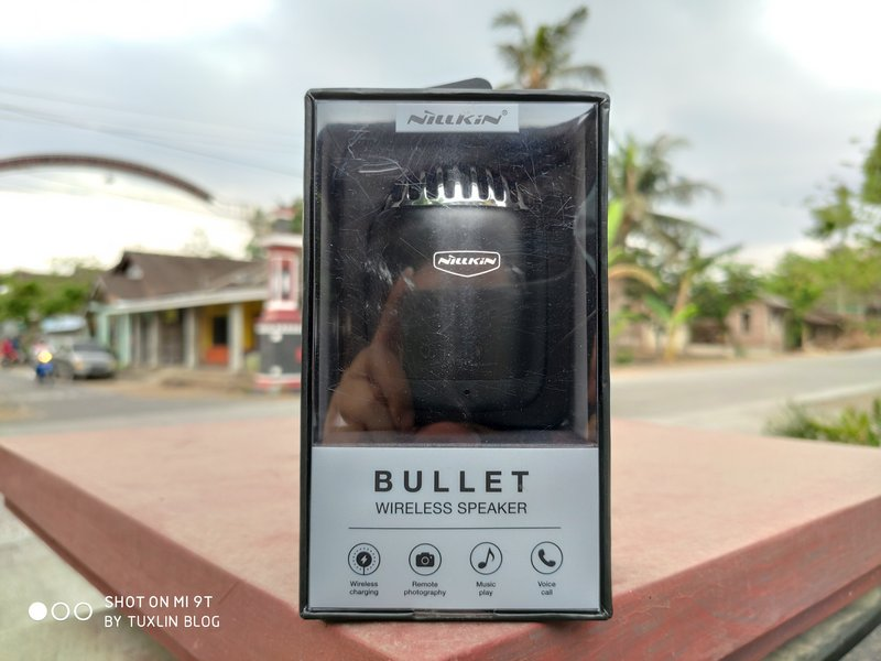 Review Nillkin Bullet