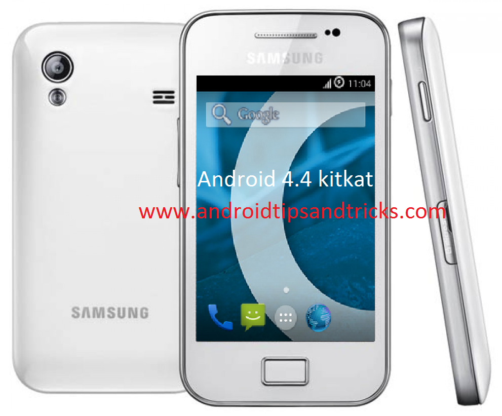 Android 4 4 kitkat Rom CM11 for Samsung Galaxy ACE S5830