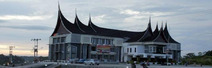 Gedung kantor bupati Kabupaten Padang Pariaman
