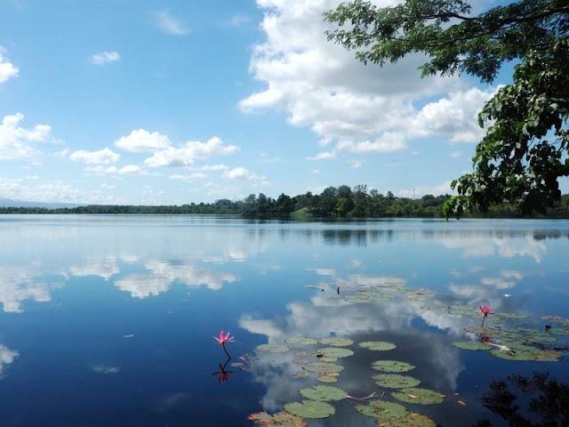 Destinasi Wisata Danau Dendam Tak Sudah Bengkulu