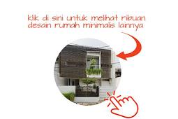 15 Contoh Denah Rumah Minimalis Modern, Nyaman, dan Sederhana [UPDATE 2019]