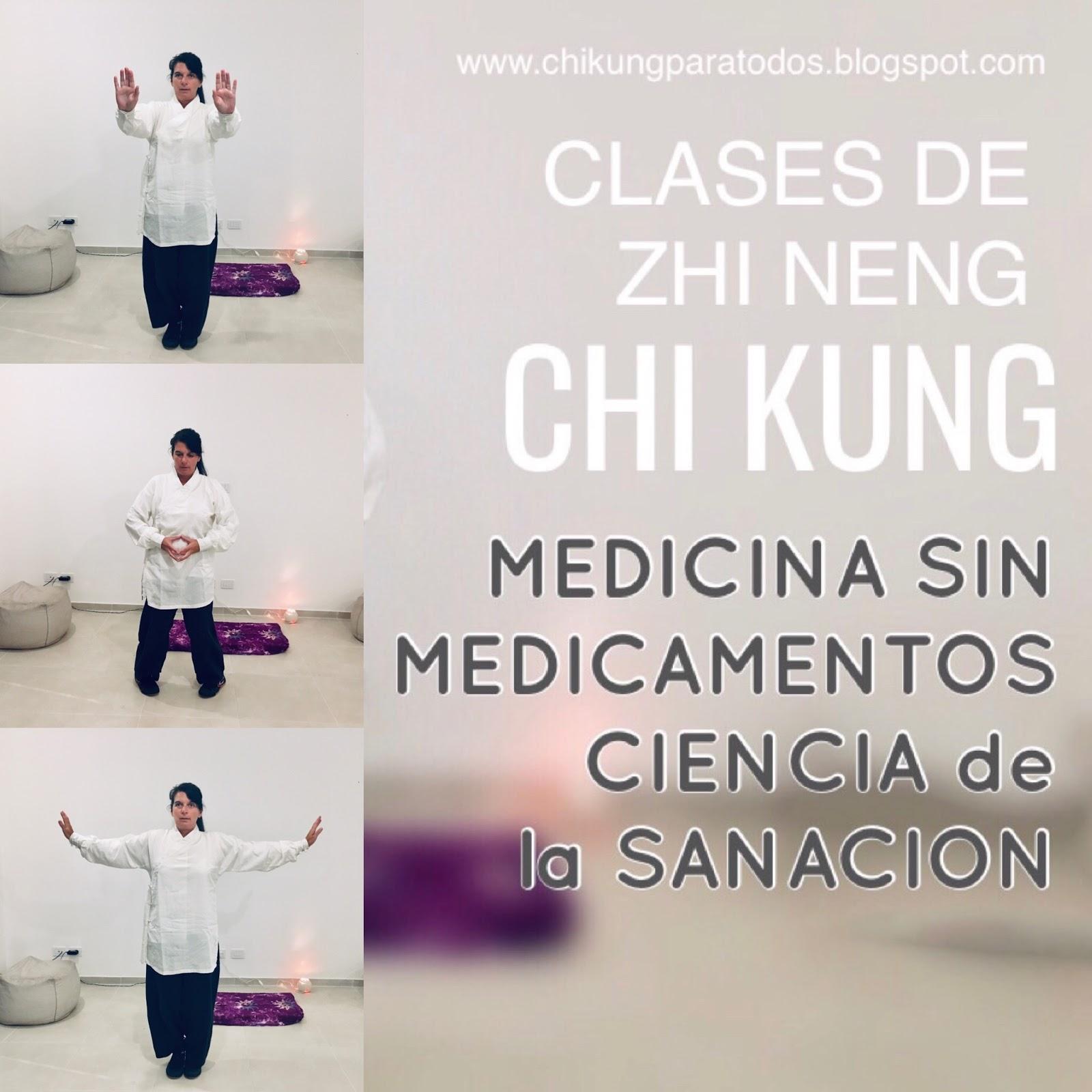 Chi Kung Para Todos (Qi Gong)