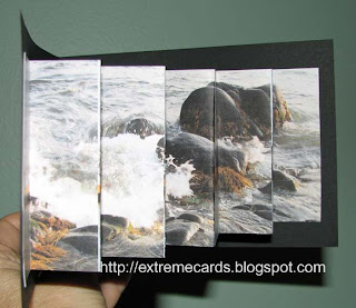 lenticular pop up card