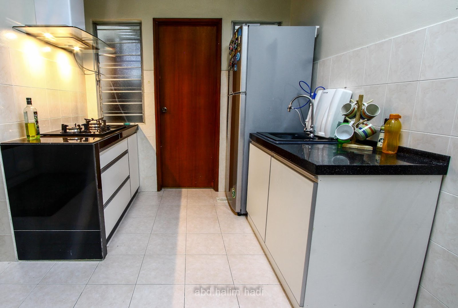 Kabinet Dapur Sebelum