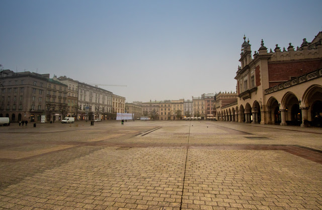 Rynek Glowny-Cracovia