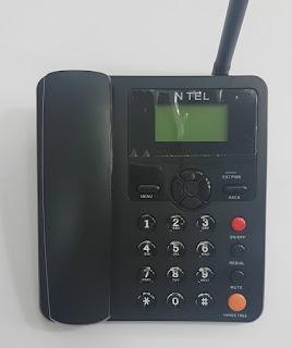 N TEL GSM SET DUAL SIM AUTOMATIC RECORDING