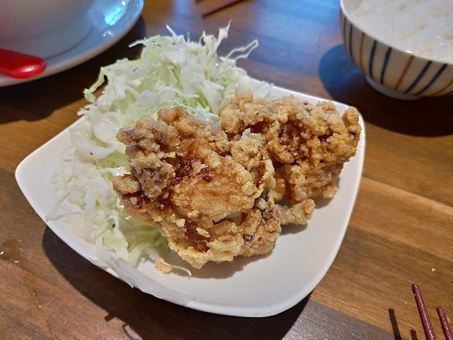 からあげ【長崎グルメ】BABAKE興善町店で麻辣担担麺を堪能!