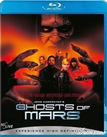 Ghosts of Mars (2001) Dual Audio